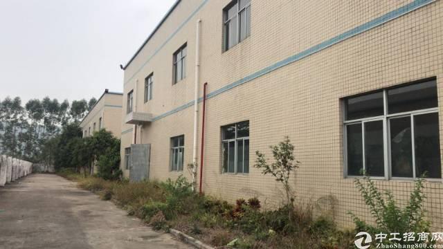 惠州原房东独院厂房9800平米低价出租