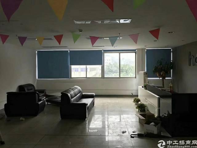南岭龙山工业区独栋厂房15层共10000平出租