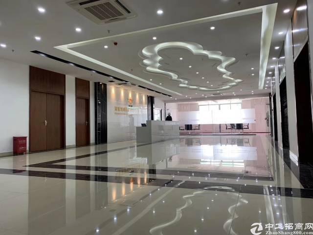 龙华清湖2860平豪装厂房出租,有红本,合同8年原房东