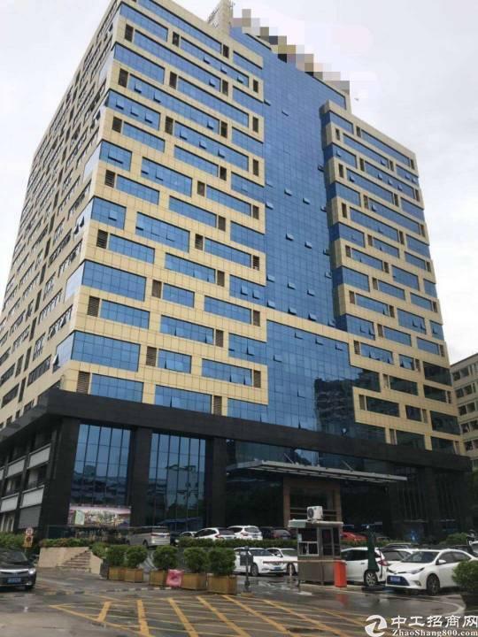 深圳龙华汇亿财富中心216平写字楼出租