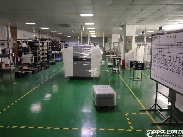 福永原房东独院4500平厂房出租