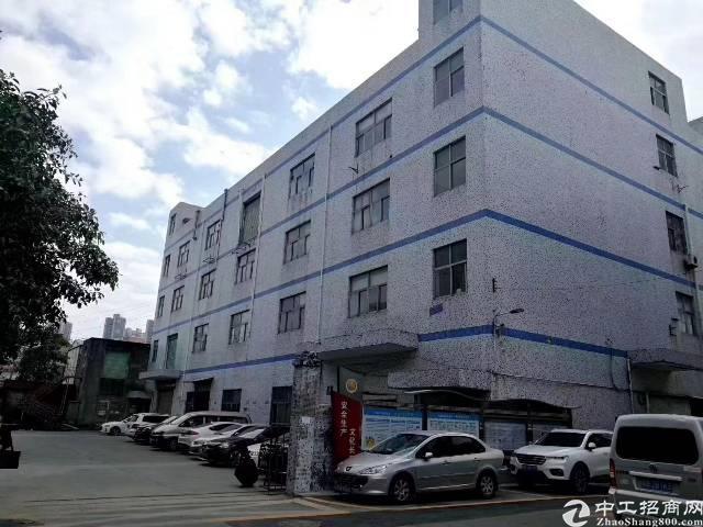 龙华工业路旁新出原房东独栋厂房出租6000平米500平米起分
