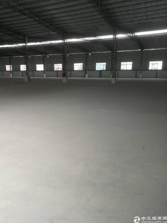 横岗六约原房东地铁站附近独院钢构3200平米招租