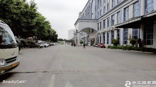 松岗双高速出口新出原房东红本厂房140000万平方米,-图8