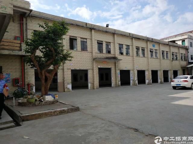 平湖辅城坳标准厂房700平出租