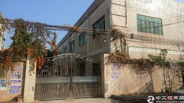 龙华经典小独院厂房出租。