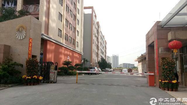 龙华大浪新空出楼上2600平厂房出租,带消防喷淋