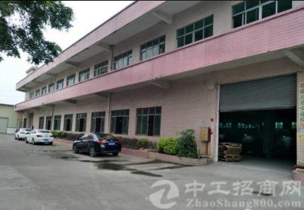 原房东标准厂房三层,面积3500平可实量