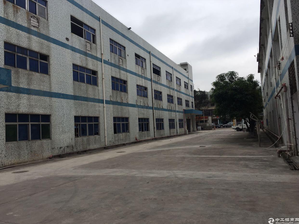 坪山区坑梓独院厂房两栋共10500平
