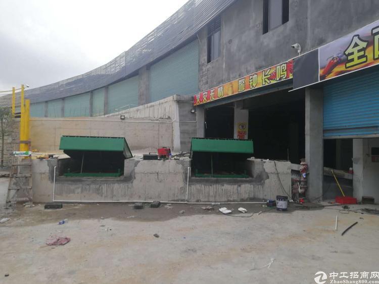 横岗六约社区红棉路上22000平物流仓招租