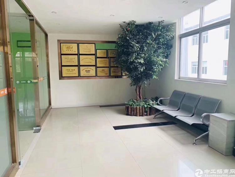 清湖地铁口新出独门独院办公室,1165平精装修,即可办公!绝
