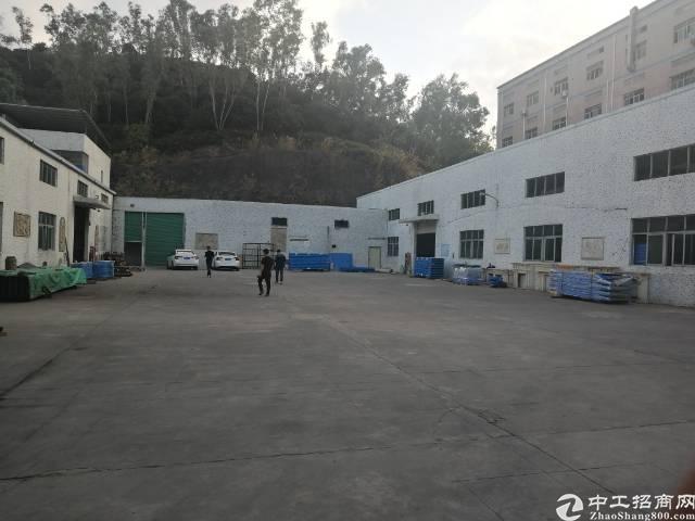 龙岗五联空地大独院7米钢构厂房