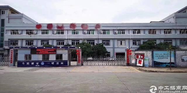 数码园南区5000平红本独院厂房出售