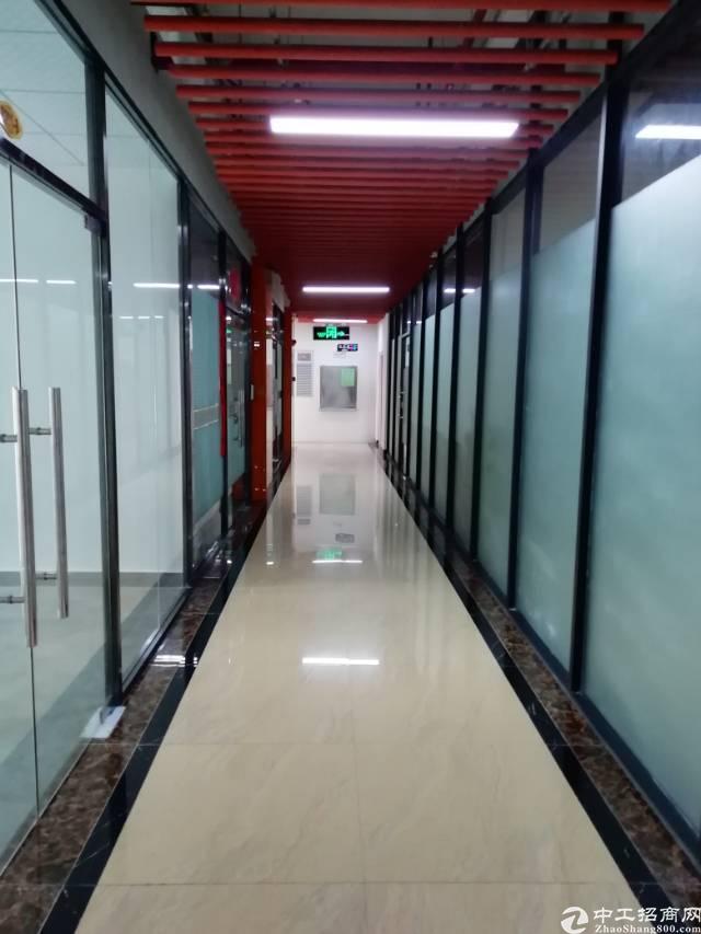 横岗文体广场附近新出60平办公室招租