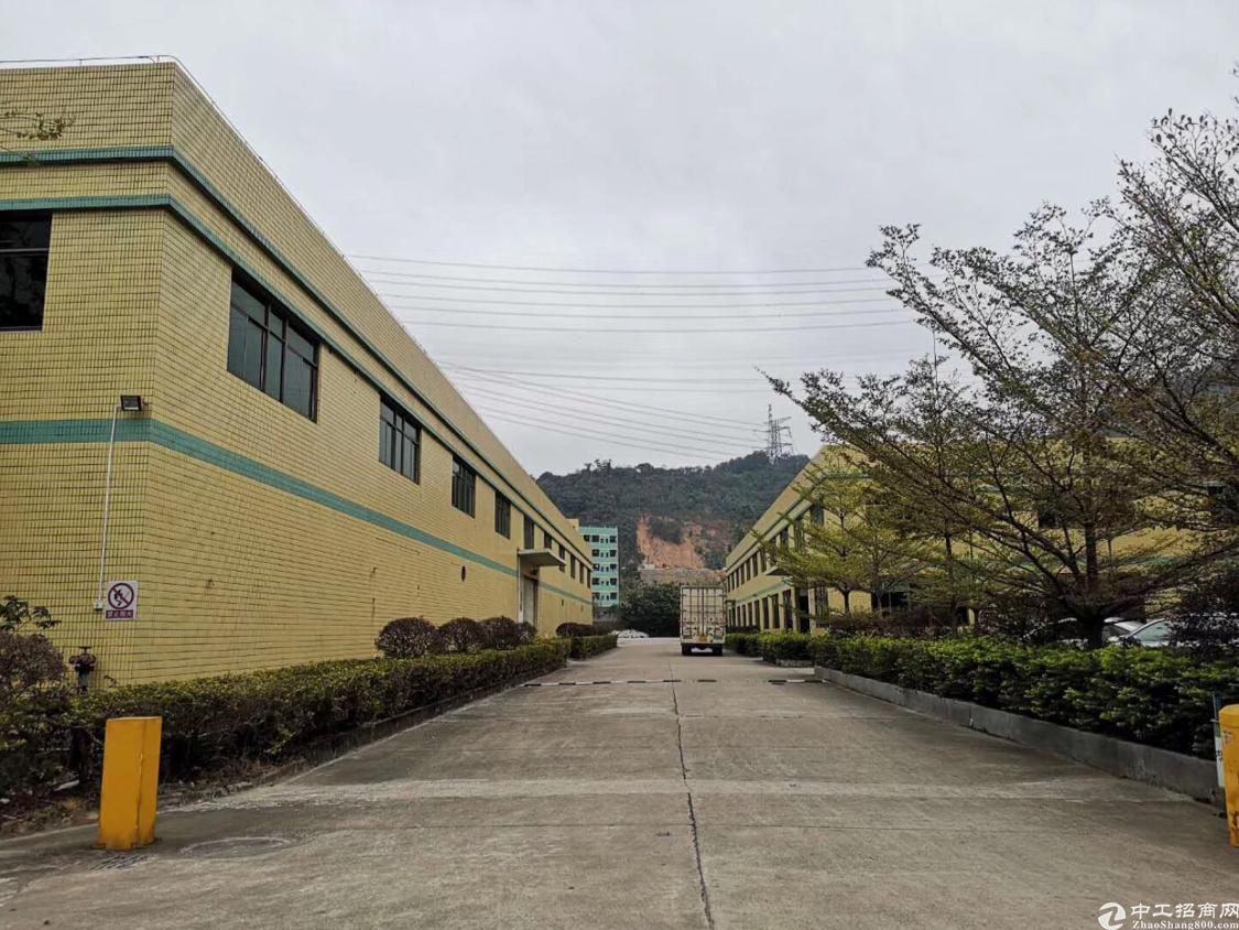 深圳周边占地2000平,建筑2000国有红本厂房出售
