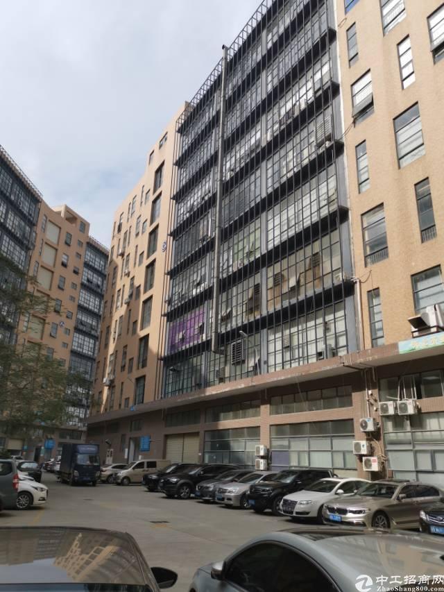 深圳红本小厂房,占地2700建筑4600售价5000万