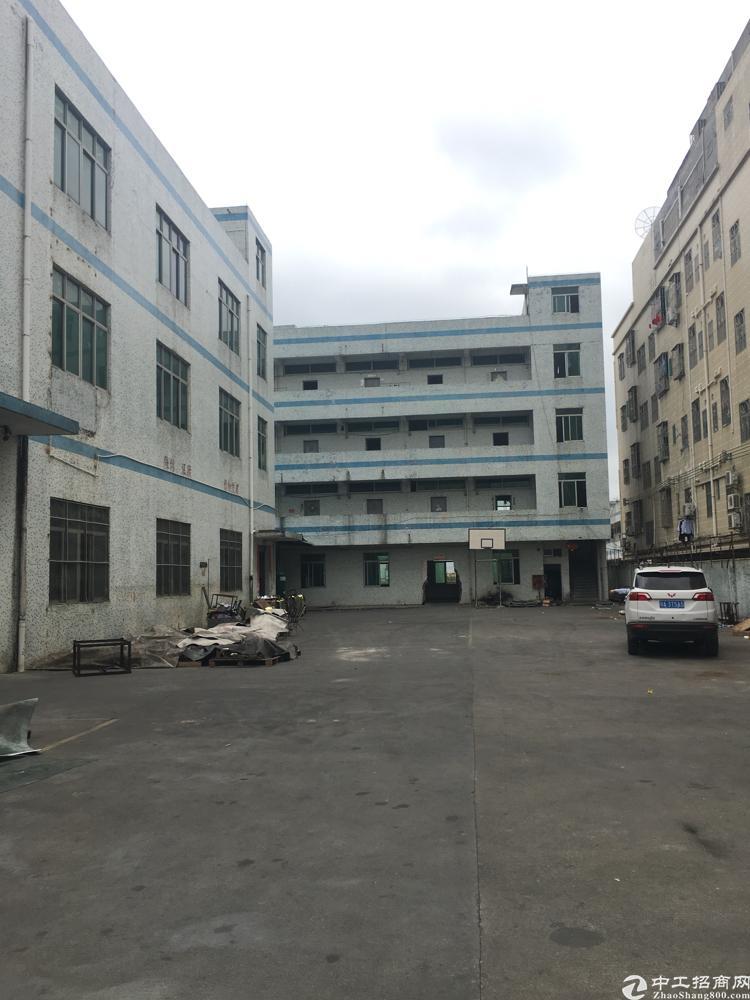 龙岗五联独院厂房出租每层1380平带装修
