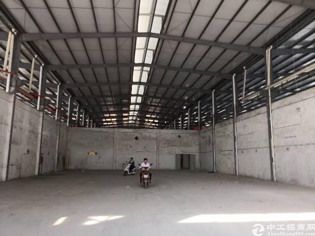 沙井上星第二工业区新出一楼钢结构厂房5800平厂房招租