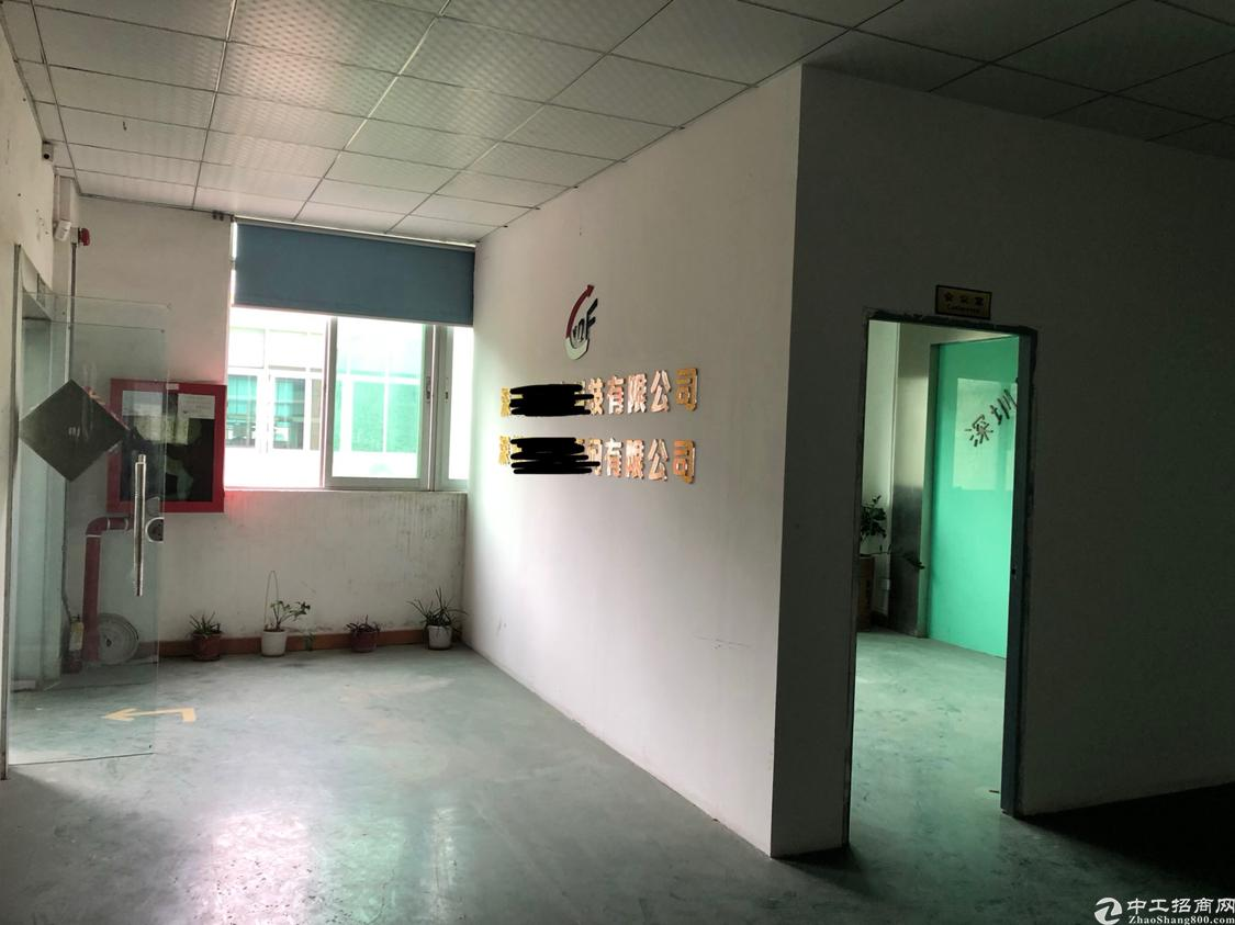 观澜原房东1116平带装修厂房火爆招租