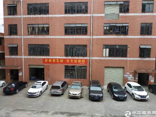 深圳平湖华南城边一二楼厂房640平