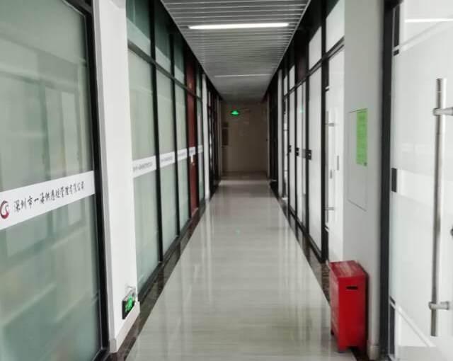 横岗文体广场附近新出60平办公室招租图片6