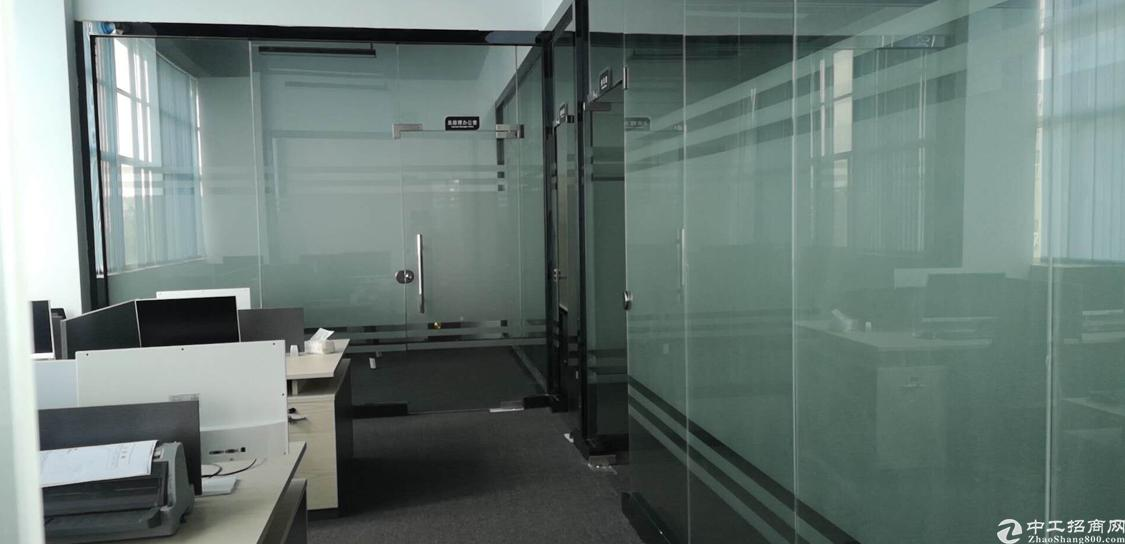 精装修水电齐全楼上800平米厂房低价招租