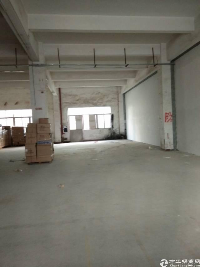 横岗永湖660平一楼厂房出租