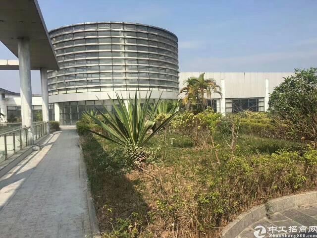 学校、深圳稀缺项目面积31800平厂房出租