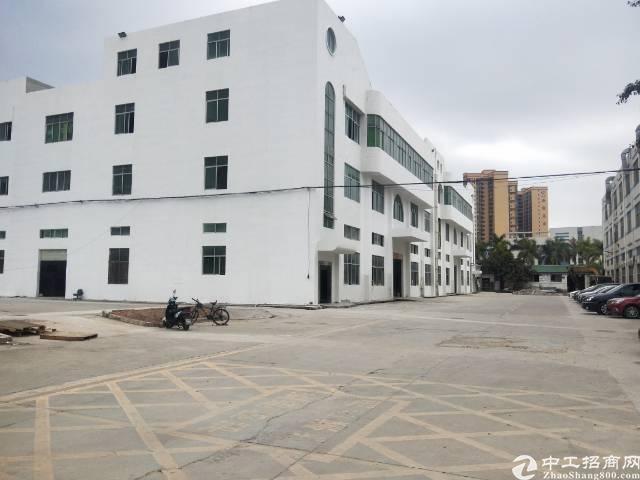 沙井后亭工业区二楼790平方带装修水电齐全招租