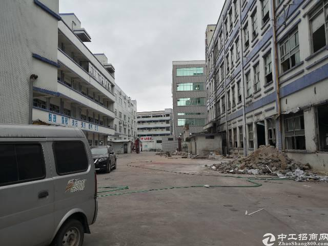 宝龙工业区南通大道边独院厂房分租楼上1500平带消防喷淋
