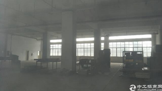 公明南光高速口下来一公里有厂房一楼1100平出租,高5.5米