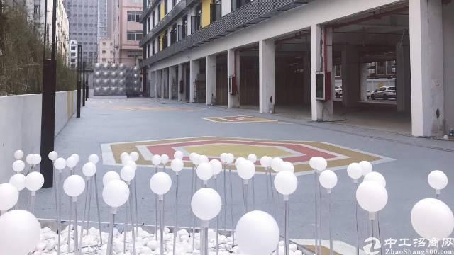 西乡银田创意园300平精装办公厂房出租