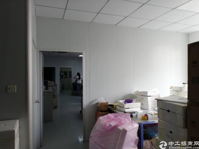 西乡固戍宝源路楼上900平米厂房出租