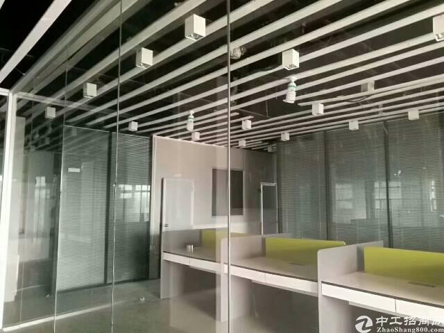 平湖华南城工业区二楼1200平米带装修急租-图3