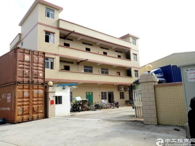 原房东2000平钢构+300平办公宿舍