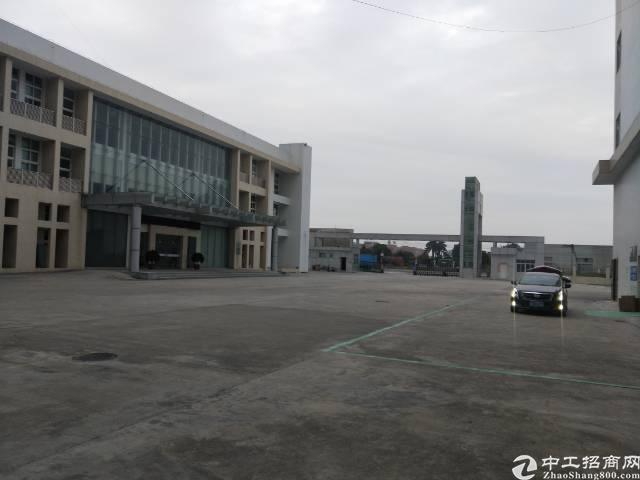 中山市国有证件独院厂房出售32000平方