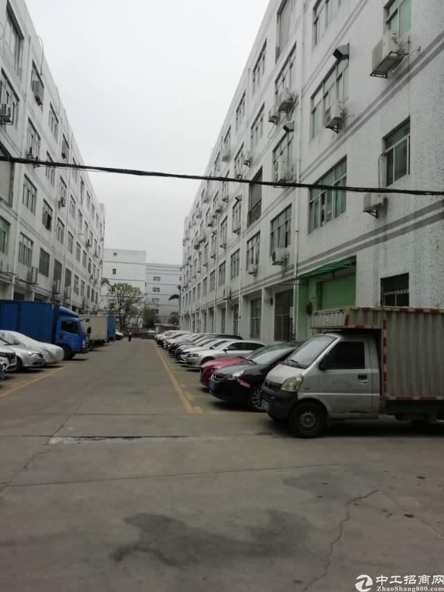 横岗228工业区新出原房东厂房2500平出租
