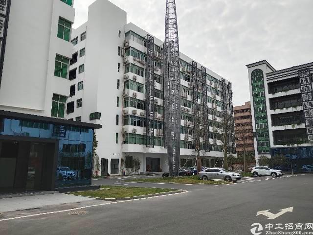 西乡农批市场附近3楼2700平厂房出租