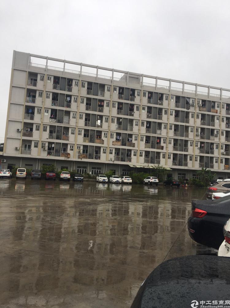 观澜占地5600平建筑6300平红本厂房急售