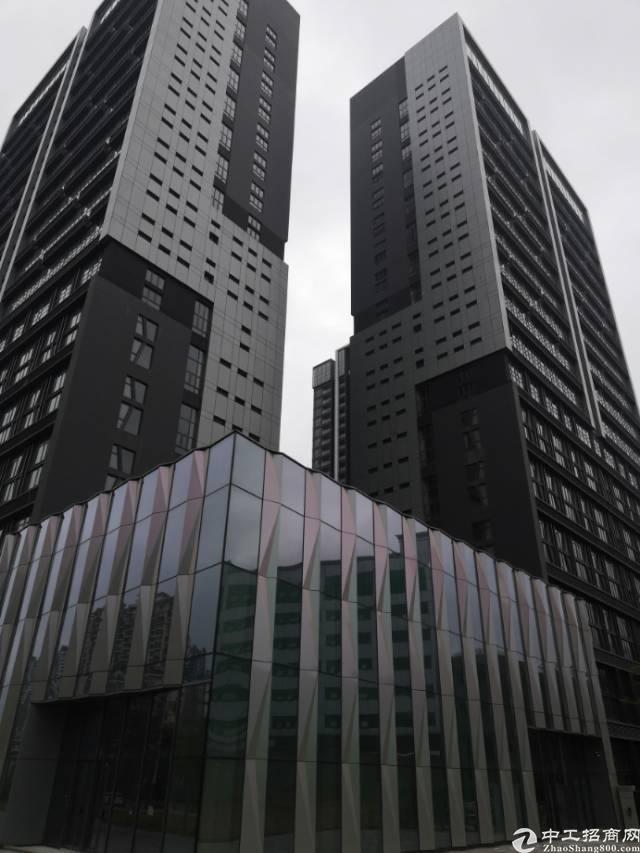 龙岗南联地铁站带装修办公室招租