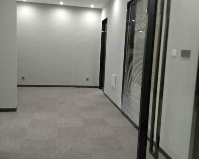 平湖华南城旁10万平米精装写字楼出租100平米起图片2