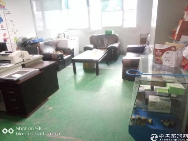 龙华天虹附近,360平精装厂房出租,原房东,无公摊