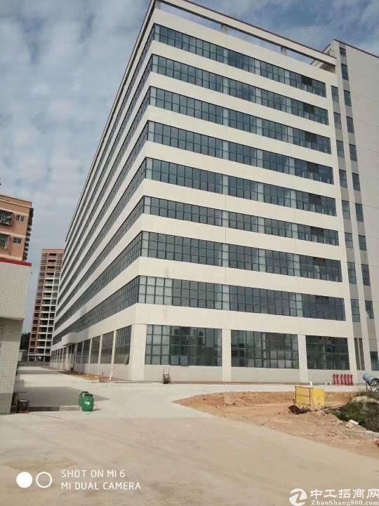 坪山坑梓原房东新建2万平米厂房出租,证件齐全,大小分租