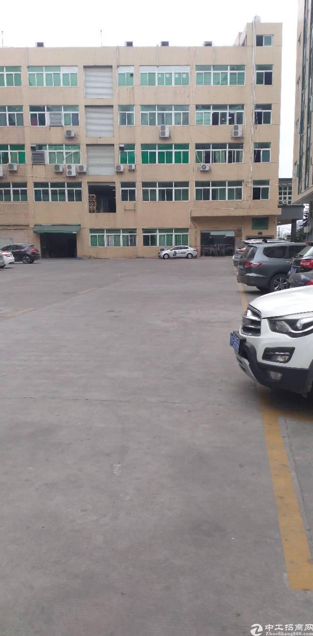 平湖街道上木古厂房仓库1100平米出租近华南城