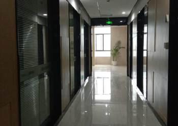 平湖华南城旁10万平米精装写字楼出租100平米起图片5