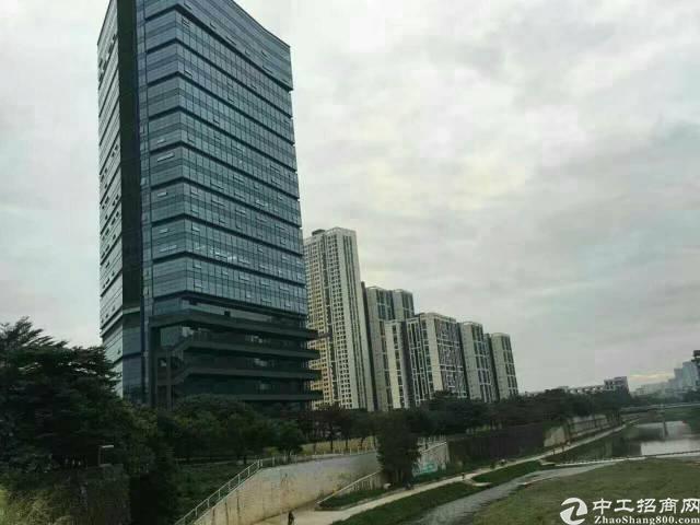 龙岗中心城龙年大厦写字楼招租面积160平