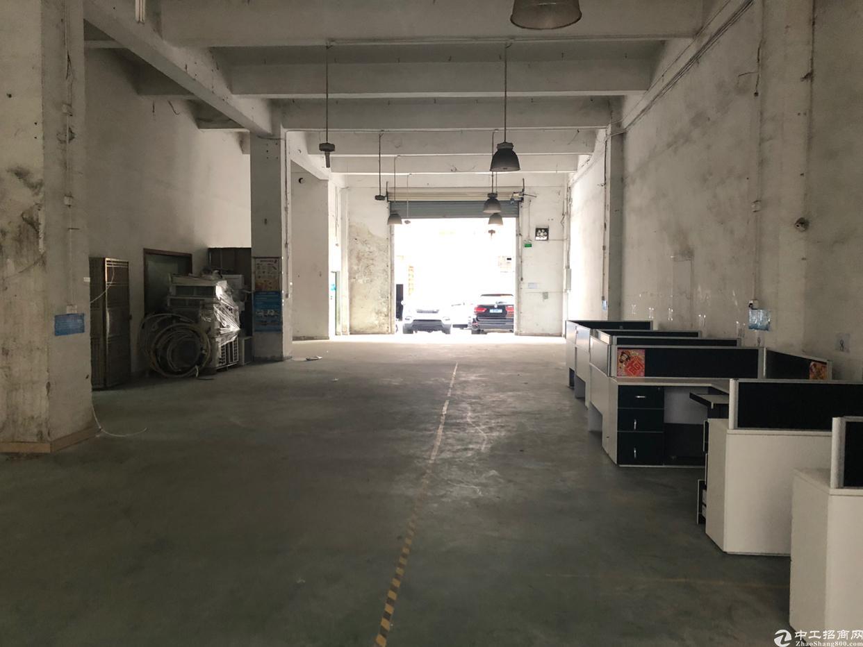 西乡银田工业区一楼450平