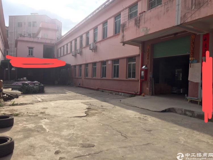 坪地新出独院标准厂房2000平米,现成水电精装修