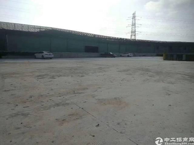 布吉丹竹头独院超大物流园