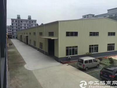 万江单一层厂房7000平方米出售